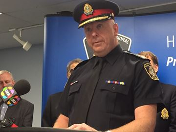 Halton police say no imminent threat to region in light of Ottawa violence